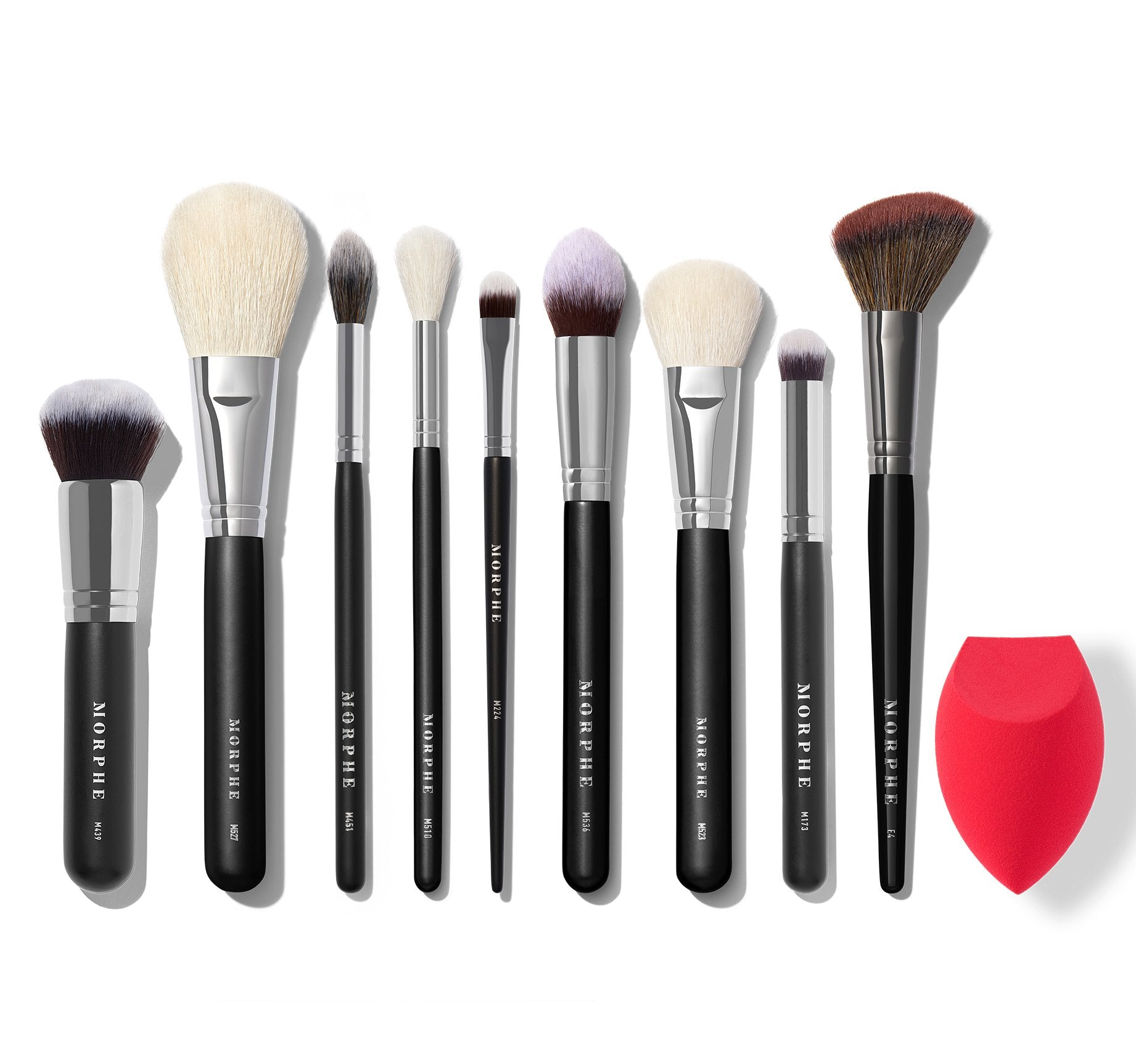 BABE FAVES FACE BRUSH SET, view larger image