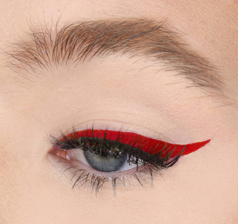 HYDRA FX & LINER - CHERRY BOMB ON MODEL