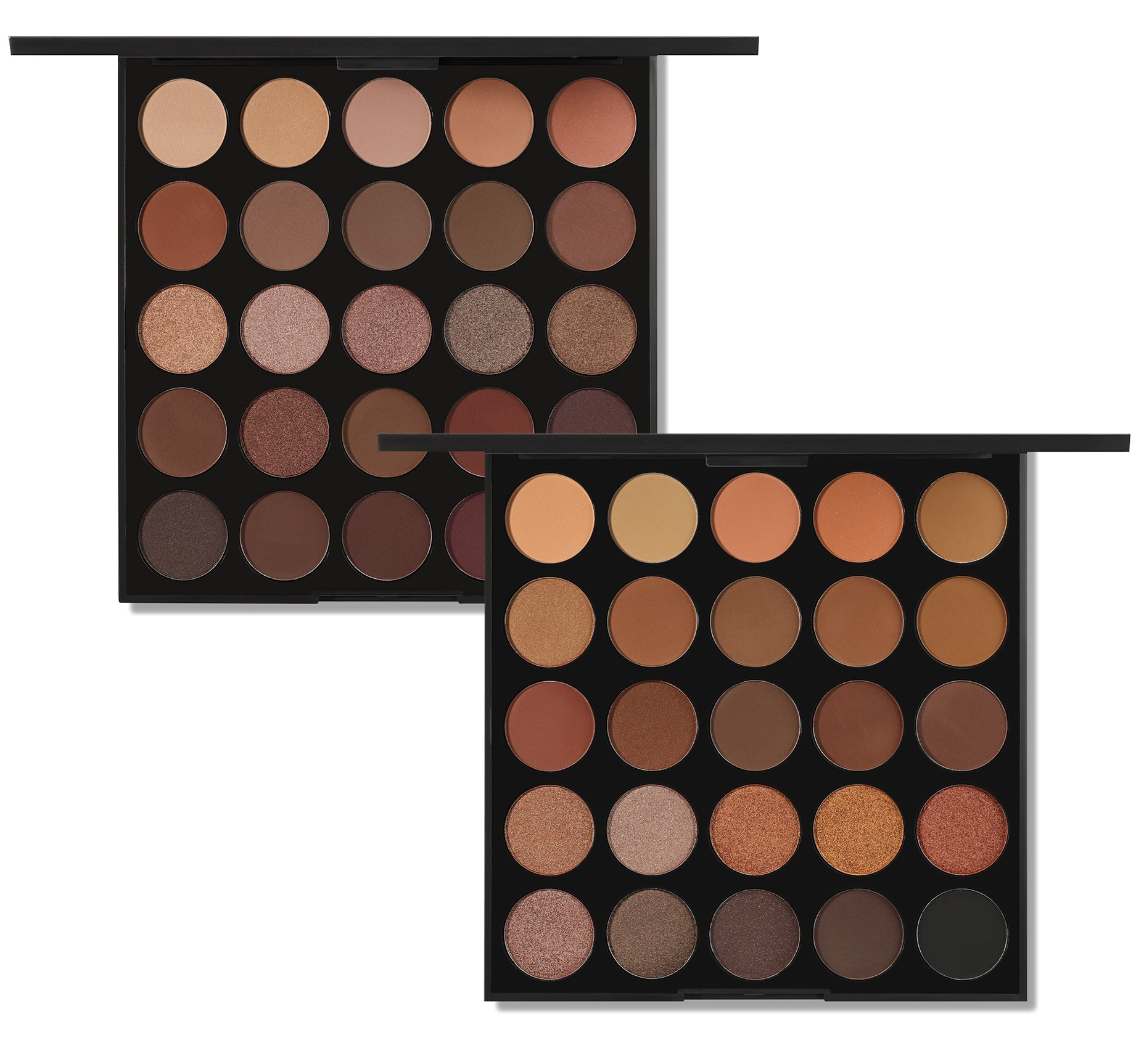 BRONZED MOCHA & COPPER SPICE ARTISTRY PALETTE BUNDLE, view larger image