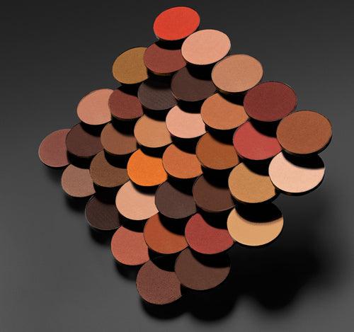 35OM NATURE GLOW MATTE EYESHADOW PALETTE