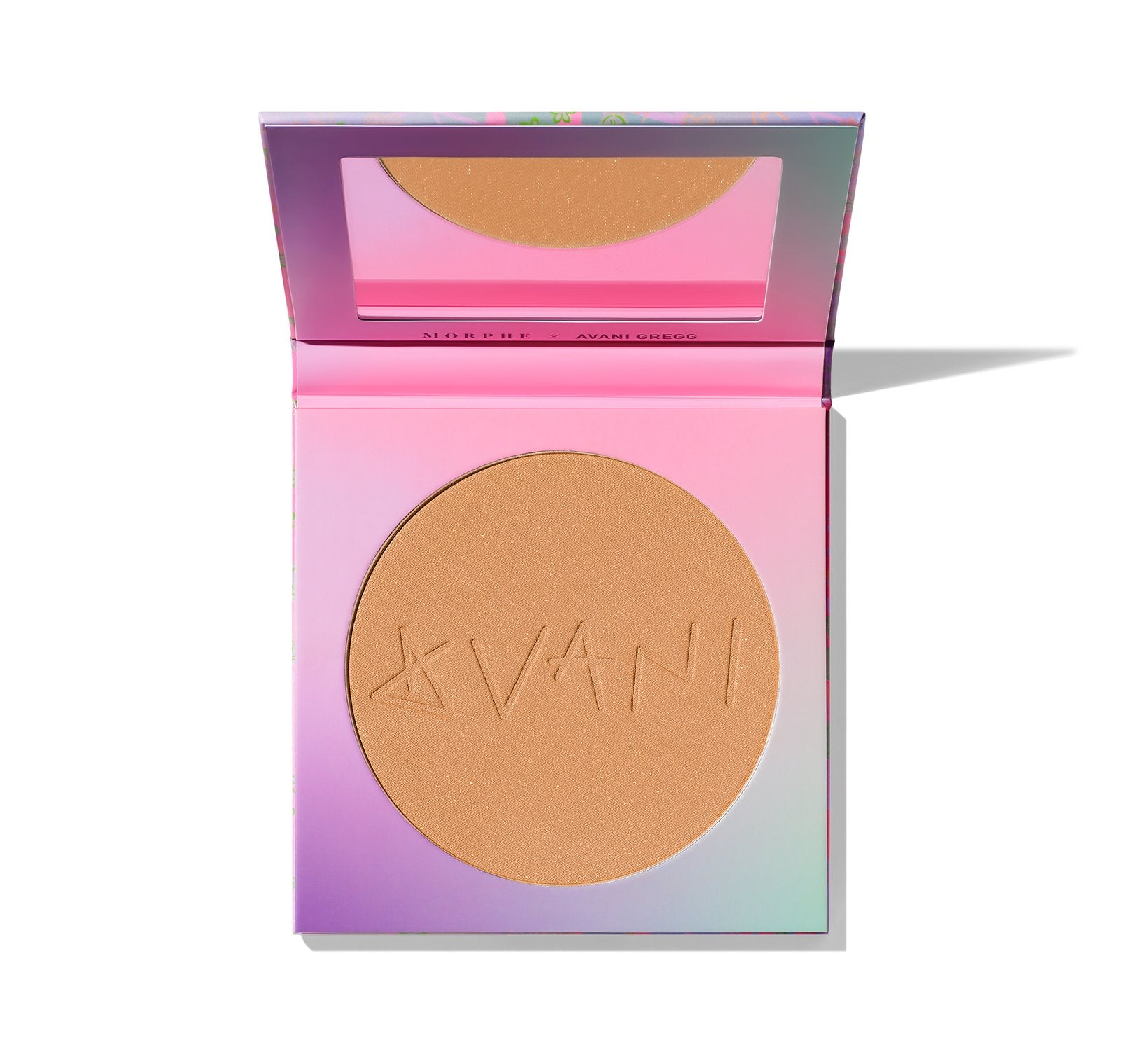 MORPHE X AVANI GREGG BAECATION LUMINOUS BRONZER - CALI, view larger image