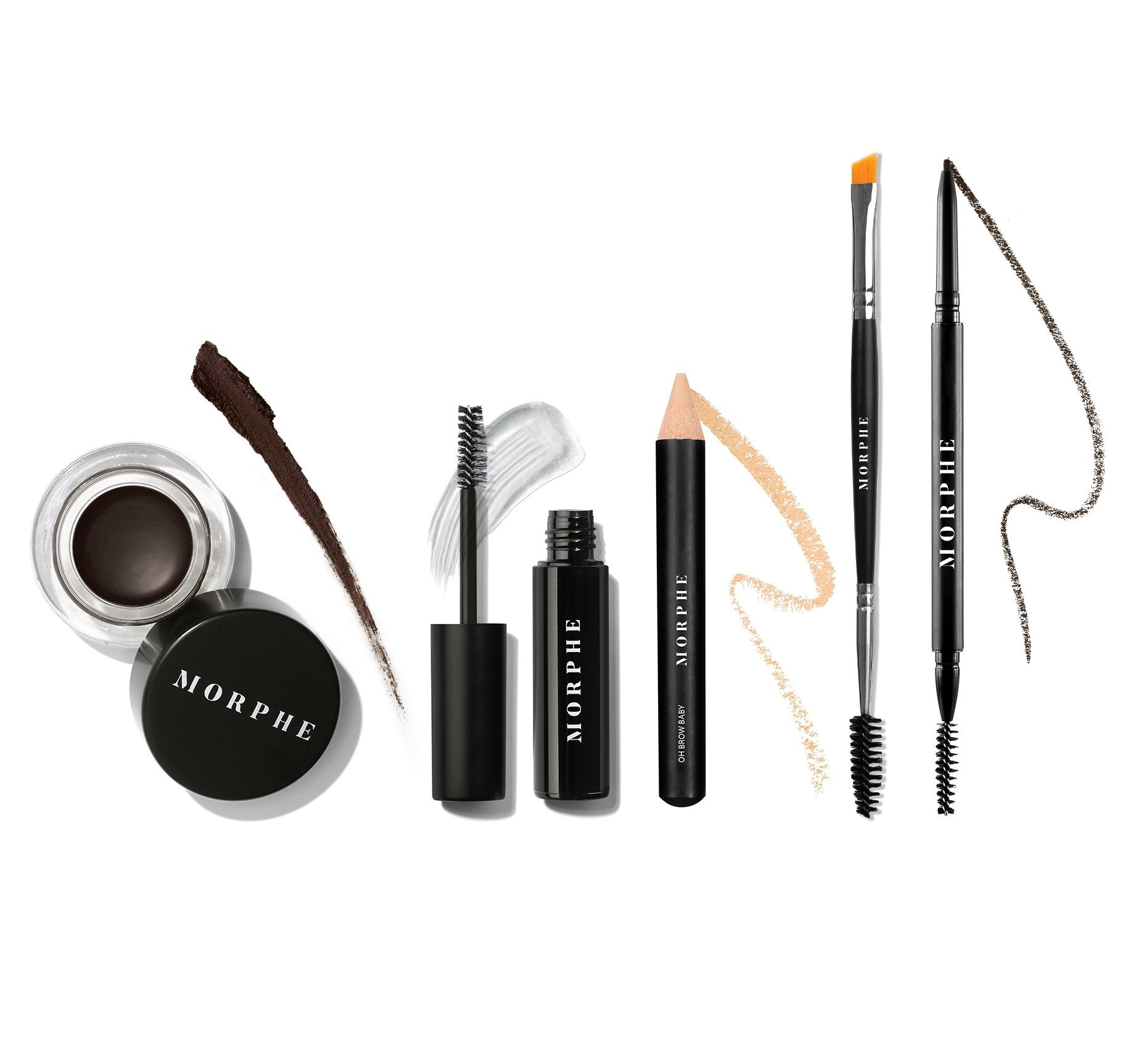ARCH OBSESSIONS BROW KIT - CHOCOLATE MOUSSE