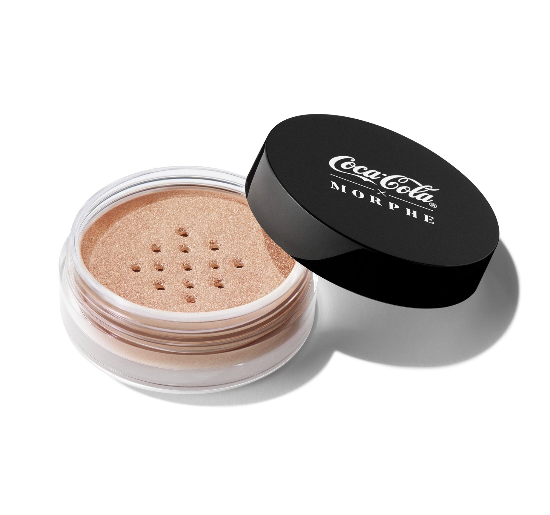 COCA-COLA X MORPHE GLOWING PLACES LOOSE HIGHLIGHTER - POP IT, view larger image