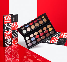 COCA-COLA X MORPHE THIRST FOR LIFE ARTISTRY PALETTE