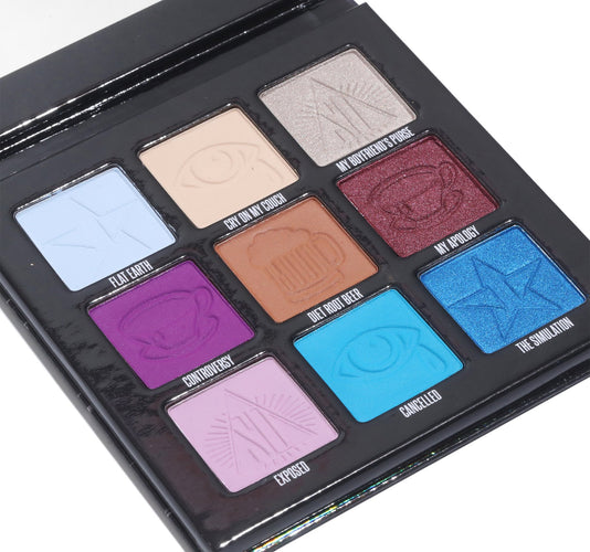 MINI CONTROVERSY EYESHADOW/ PRESSED PIGMENT PALETTE