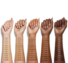 FLUIDITY FULL-COVERAGE FOUNDATION - F5.110 ARM SWATCHES