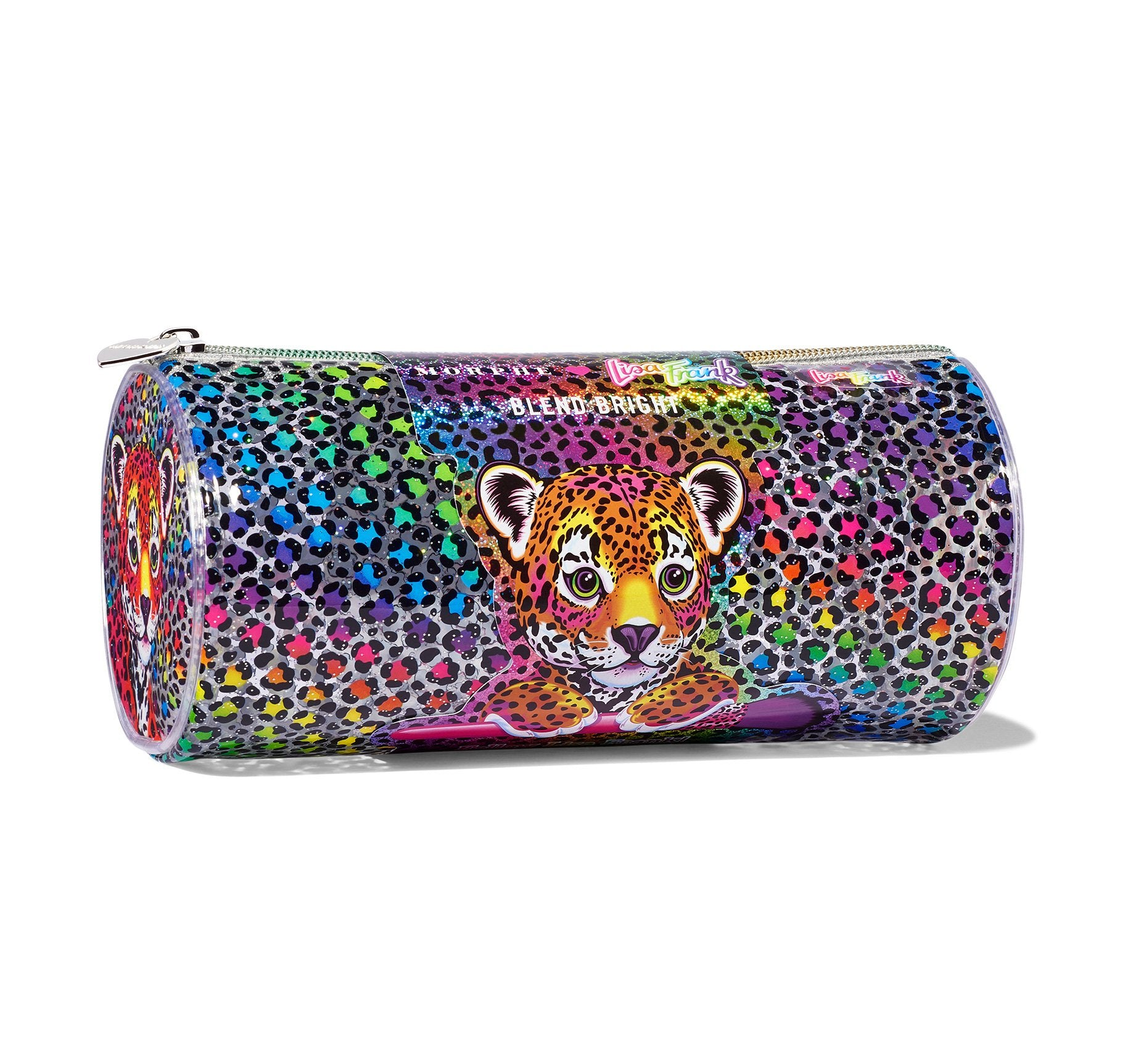 MORPHE X LISA FRANK BLEND BRIGHT BRUSH BAG, view larger image