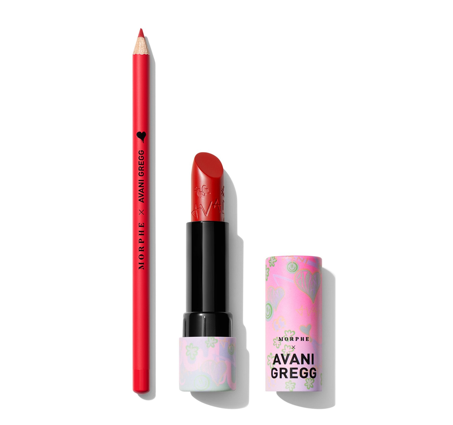 MORPHE X AVANI GREGG LOVE YOU LIP DUO, view larger image