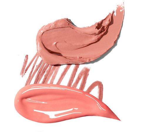 OUT & A POUT NUDE PINK LIP TRIO TEXTURE