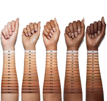 FILTER EFFECT FINISHING POWDER - #FILTER5 ARM SWATCHES