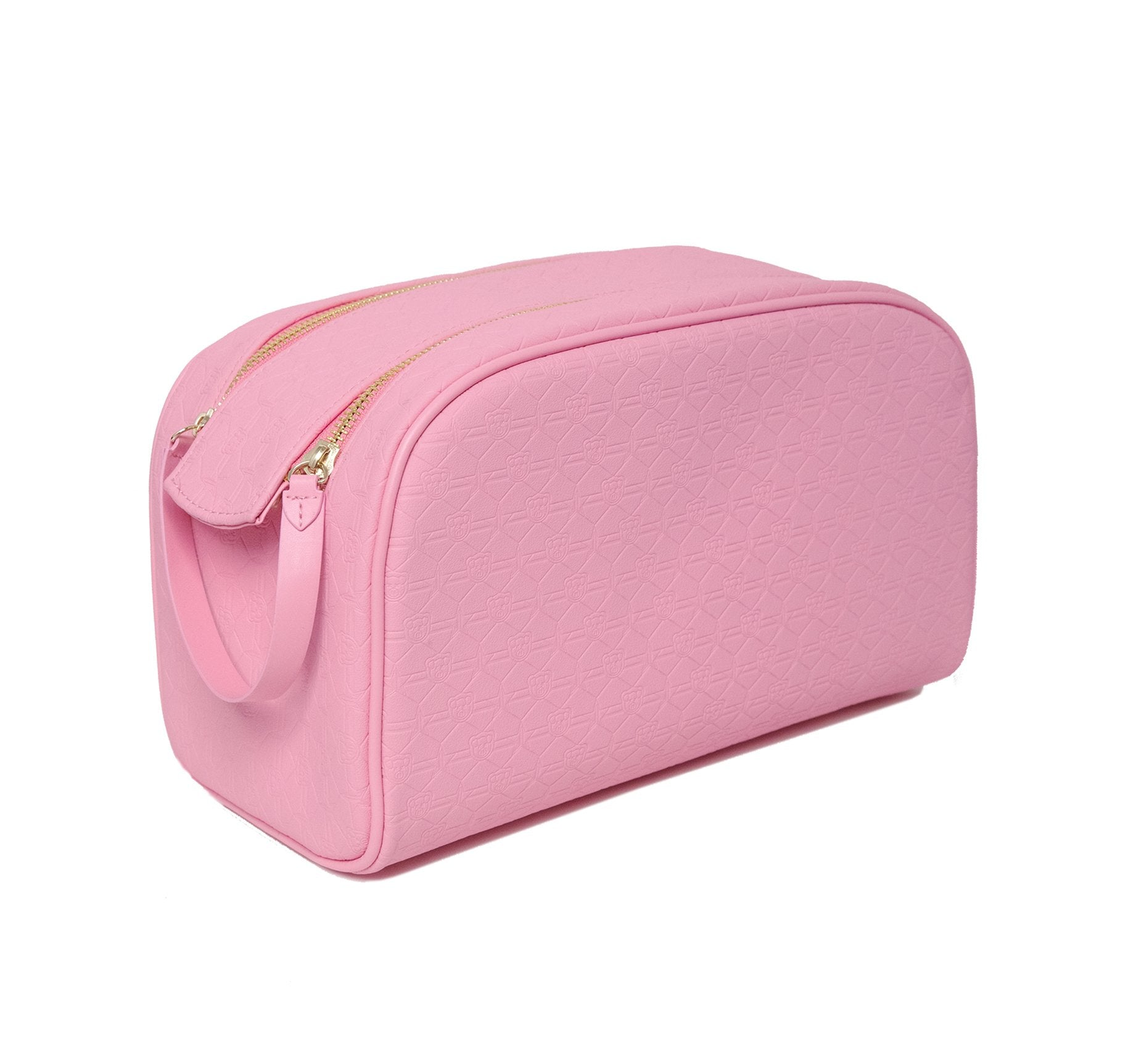 DOUBLE ZIP BAG PINK - SD X JSC, view larger image