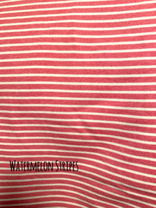 Watermelon Stripes