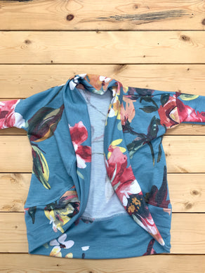 Ladies - Teal Floral