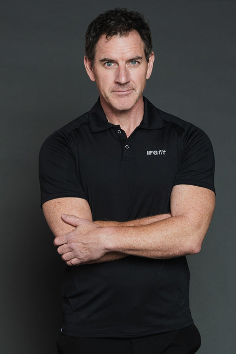 Men's Modal Posture Polo (Eco-Friendly)