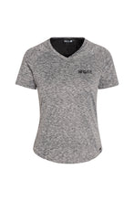 Load image into Gallery viewer, Women's V-Neck Tech Smart Posture-Perfecting Shirt