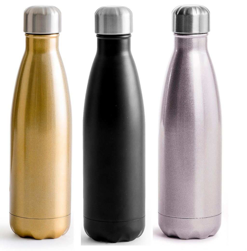 Reusable Fresh Hot & Cold Insulated Water Bottles