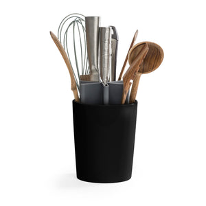 Born in Sweden Kitchen organizer Angle matt black/grey