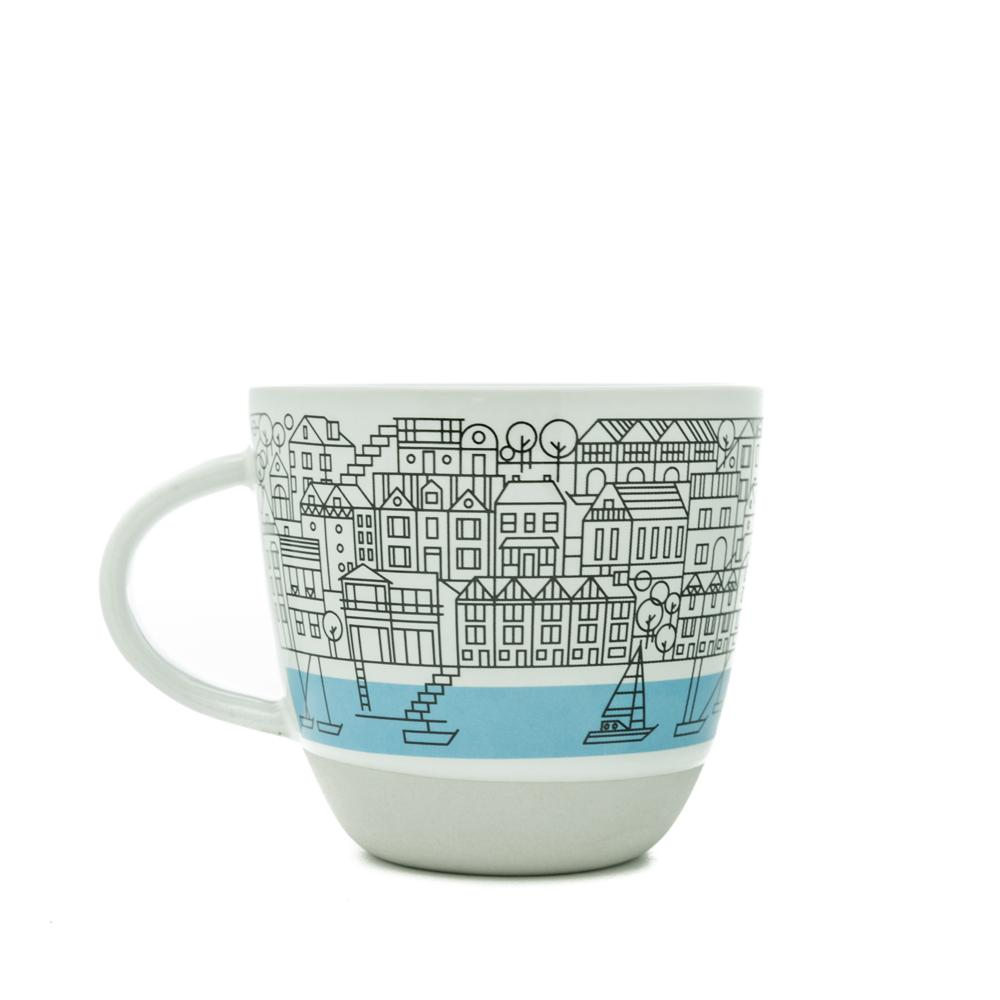 Bert & Buoy Mug Dartmouth
