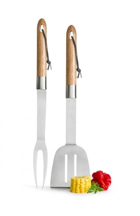 BBQ set of 2 pcs