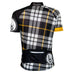 SWEET BLACK PLAID Ride Jersey