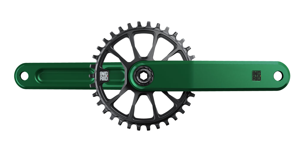 INGRID G Crankset Limited Edition Colors