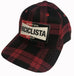 PLAID ZONE HAT