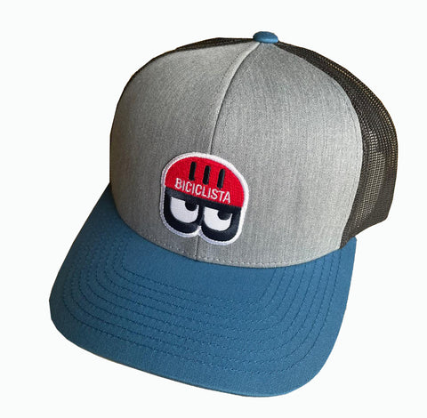 HELMETTO BLUE Trucker Hat