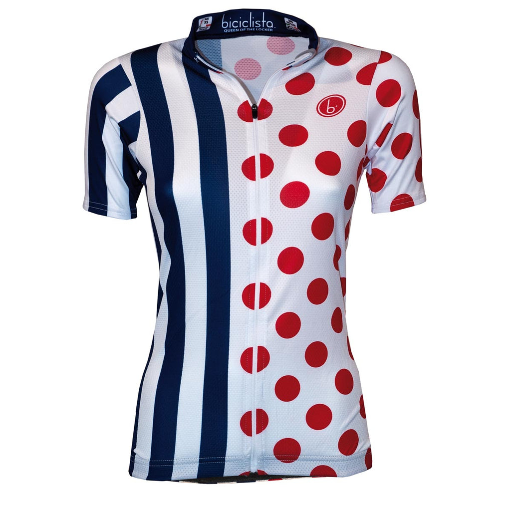 QUEEN OF THE LOCKER Racer Jersey