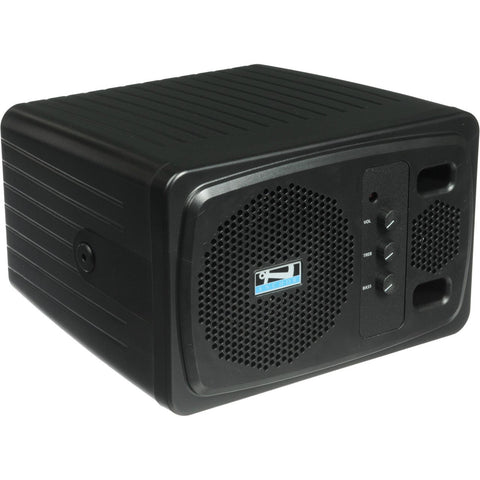 Powered Speaker Monitor, Black, AN-1000X+