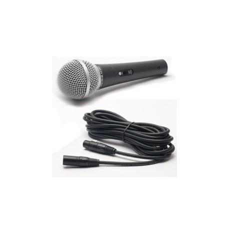 Handheld mic with 20 ft. cable, MIC-90P