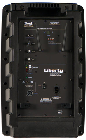 Liberty AIR battery powered wireless companion speaker, LIB2-AIR