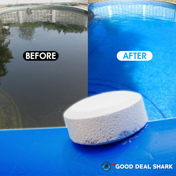 Instant Pool Cleaning Tablets