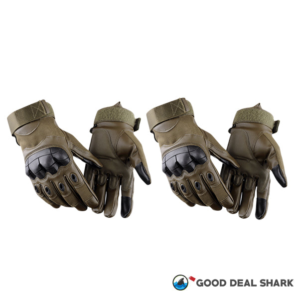 Military Outdoor Tactical Protective Gloves