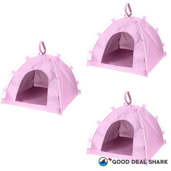 Foldable Pet Camping Tent