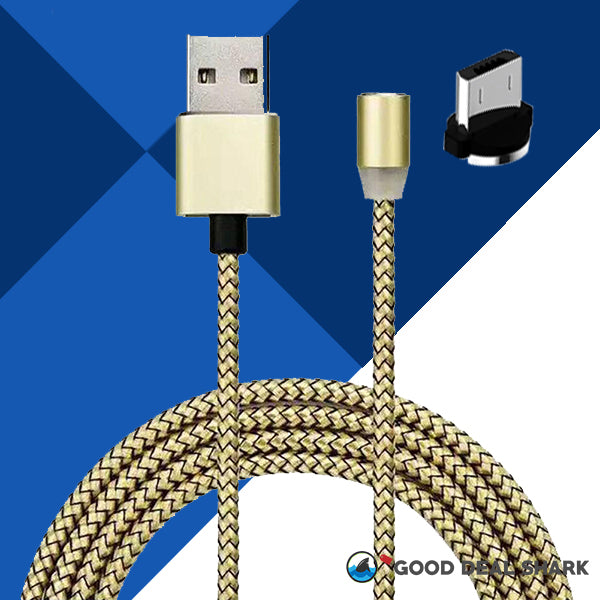 360° Magnetic Data & Charging Cable