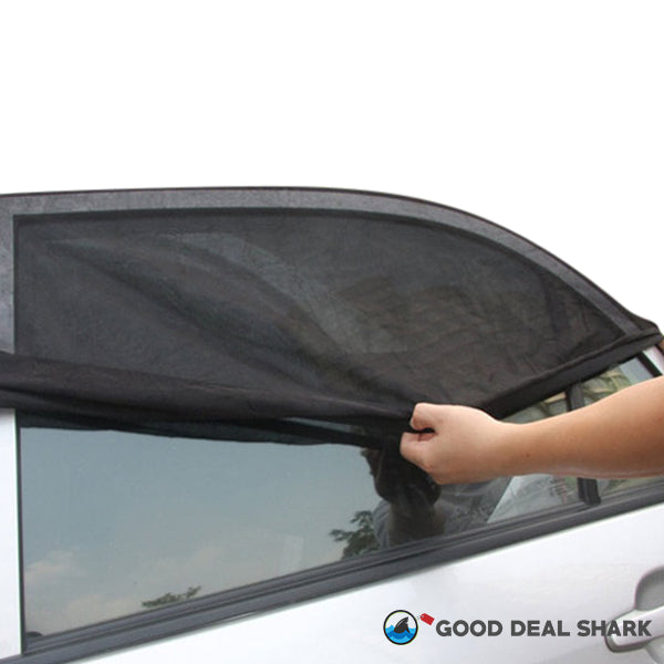 Slip-On Car Window Shades