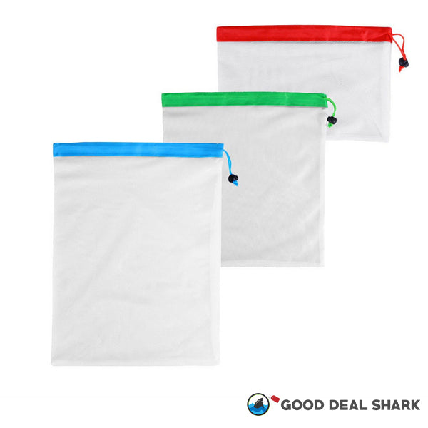 Reusable Eco-Friendly Produce Bags