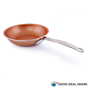 Non-Stick Ceramic Copper Pan