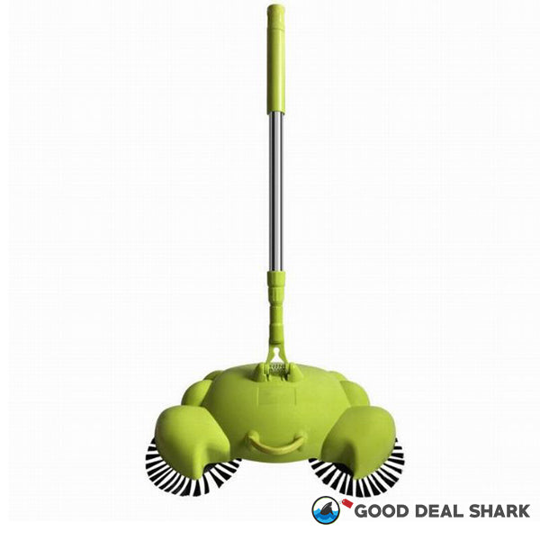 Spinning Vacuum Sweeper