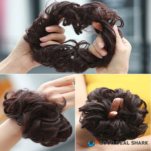 Instant Hairdo Scrunchies