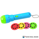 Kids Story Time Flashlight Projector