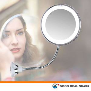 10x Zoom Light Mirror