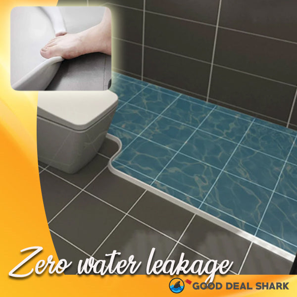 Self- Adhesive Sink and Shower Water Stopper