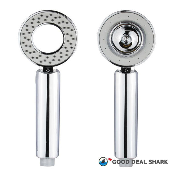 High Pressure Double Sided Spa & Mist Shower Head
