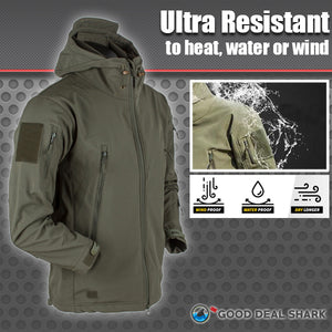 All-Weather Indestructible Tactical Jacket