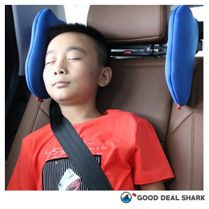 Adjustable Car Seat Headrest