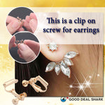 ClipIt Hole-Free Earring Holders