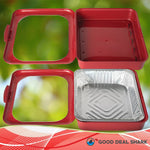 All Day Fresh Foil Pan Tray