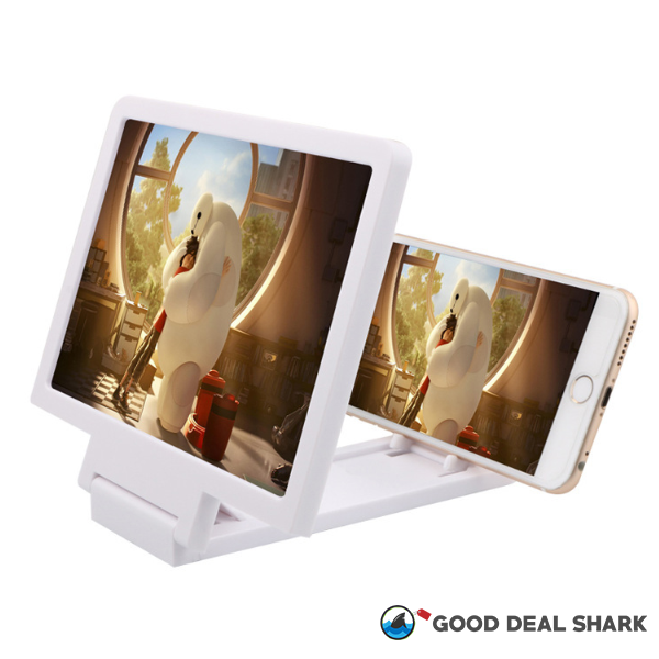 HD3D Mobile Screen Amplifier