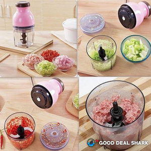 MultiFunctional TURBO Food Grinder & Processor
